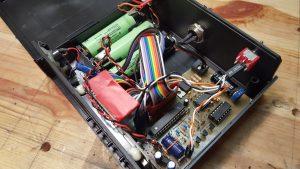 Testing of Clone PI AVR metal detector