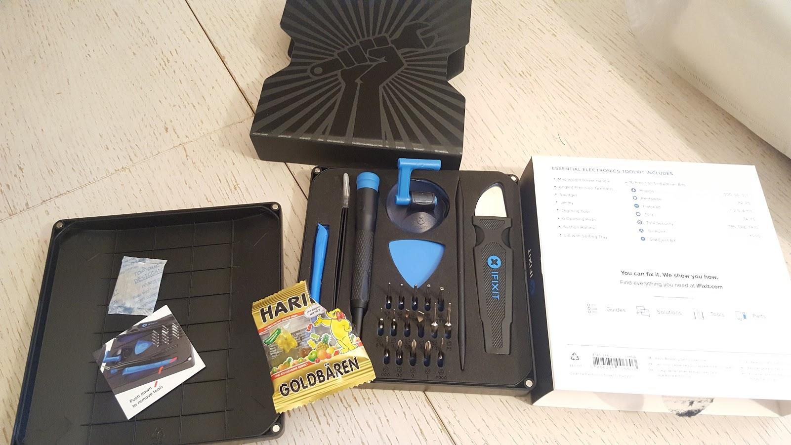 iFixIt tool kit