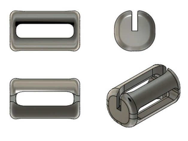 Ball chain connector design