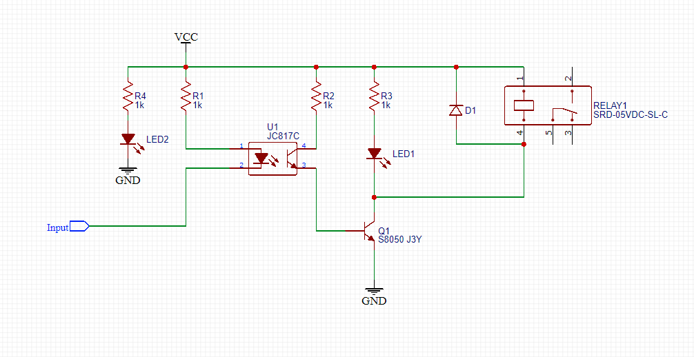 Modify Arduino 5v relay module to work from 3.3v